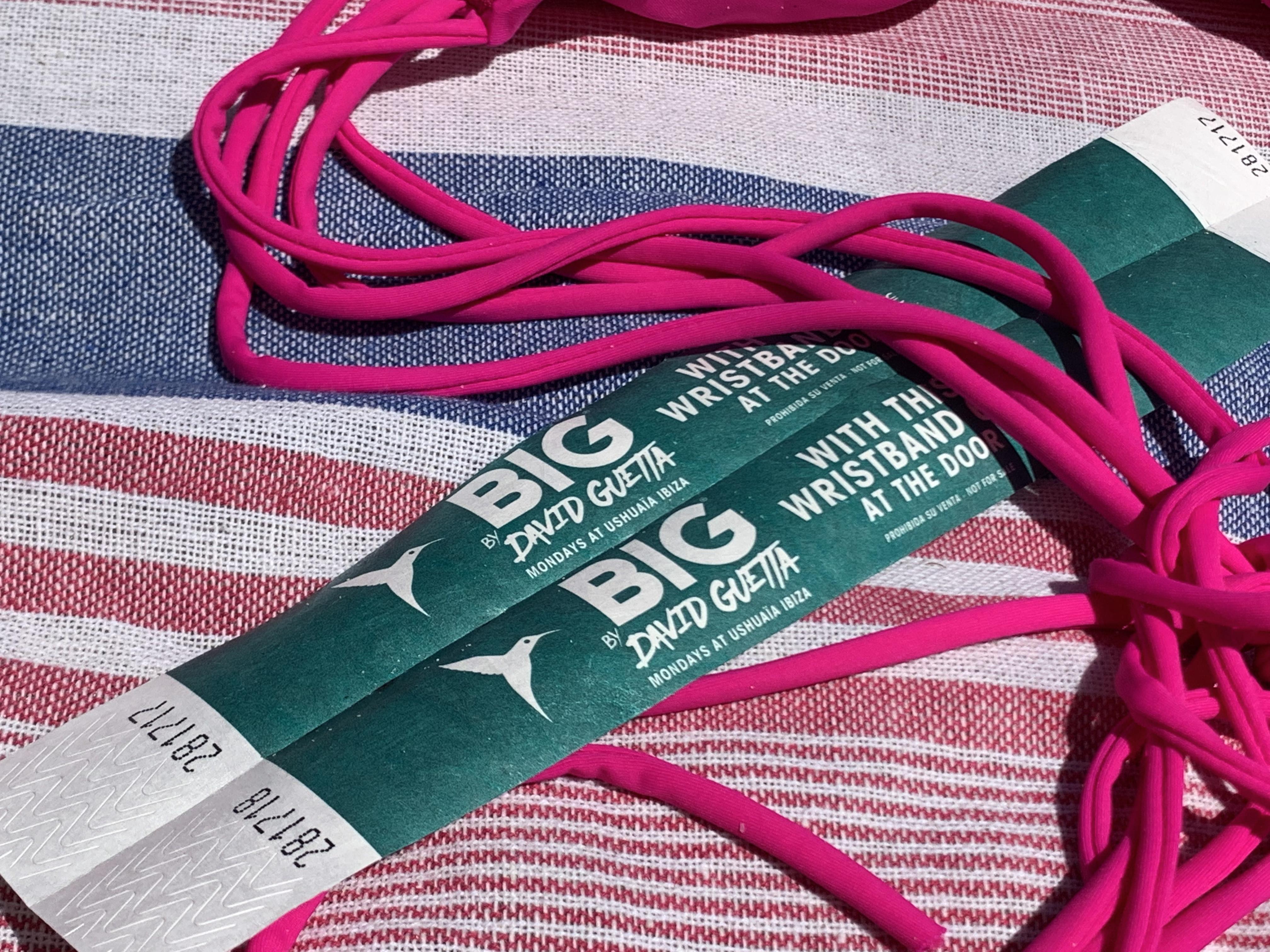 Ushuaïa Ibiza David Guetta Tickets