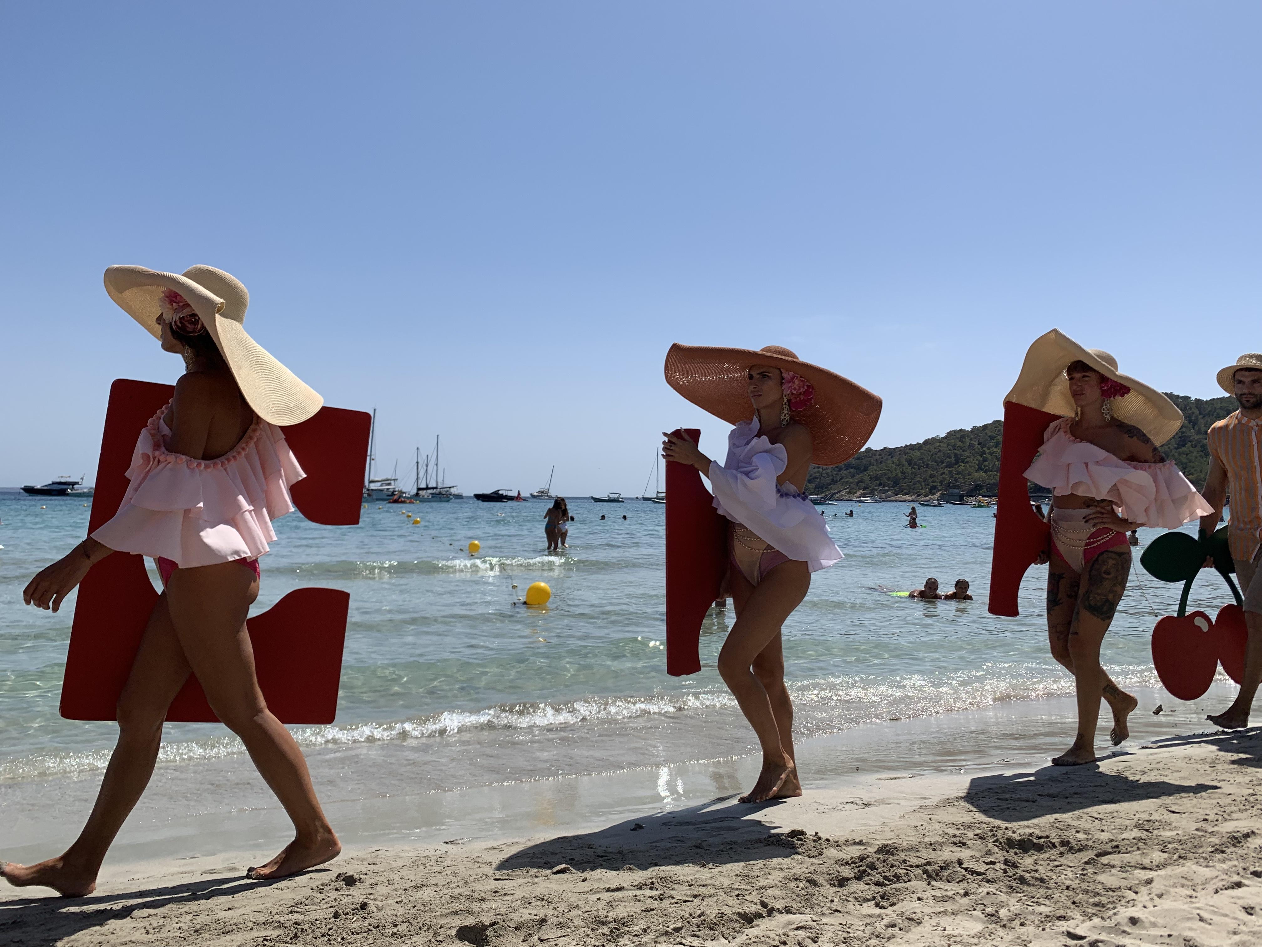 Pasha girls on Ibiza